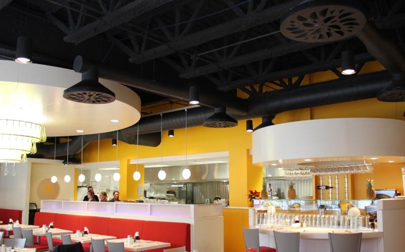 Nex c architectural round swirl diffuser for International diffusion decor