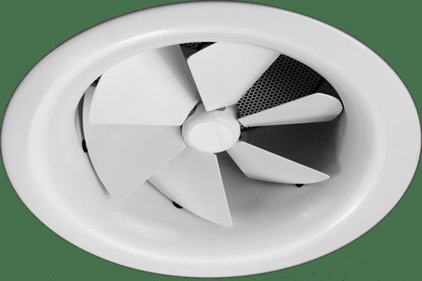 New Thermodynamic Diffusers Effectiv Hvac
