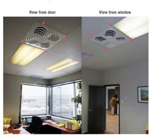 PLAY Adjustable Diffuser for HVAC Comfort and Energy Efficiency