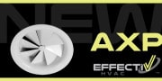 New Product AXP Fixed Swirl Diffuser