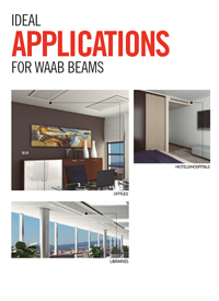 WAAB Active Chilled Beams and Applications