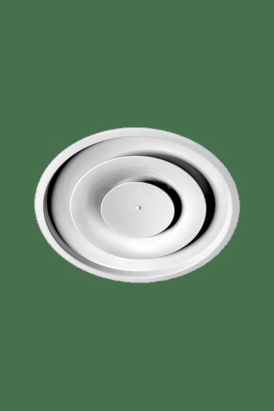 DCG Aluminum Adjustable Round Diffuser