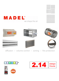 Catalogue MADEL