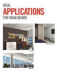 WAAB Active Chilled Beams and Applications