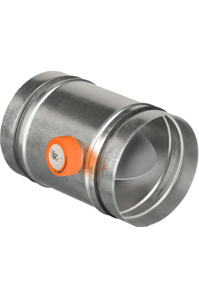 SKC-C Constant Air Volume Damper for Circular Duct